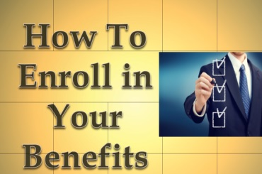 How To Enroll In Benefits