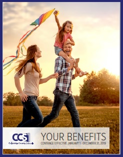 options to ENROLL IN YOUR BENEFITS<br><br>