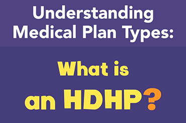 What is an HDHP?